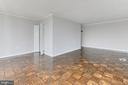Living Room/Dining Room - 1718 P ST NW #802, WASHINGTON
