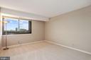 Master bedroom - 5501 SEMINARY RD #611S, FALLS CHURCH