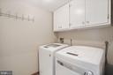 Laundry room - 5501 SEMINARY RD #611S, FALLS CHURCH