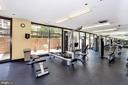 Fitness center - 5501 SEMINARY RD #611S, FALLS CHURCH