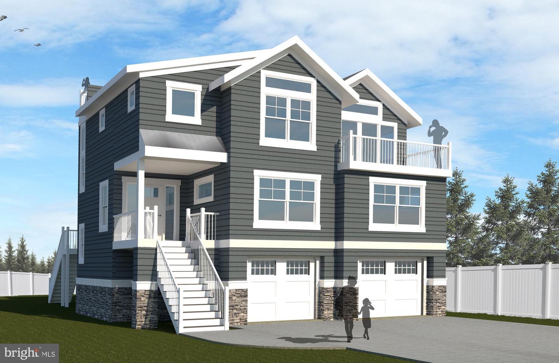 Single Family Homes 为 销售 在 哈维, 新泽西州 08008 美国