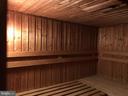 Sauna - 1300 CRYSTAL DR #PH14S, ARLINGTON