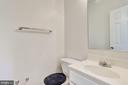 Main Level Powder Room - 8405 GLAD RIVERS ROW, COLUMBIA