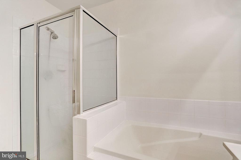 Master Bath - 8405 GLAD RIVERS ROW, COLUMBIA