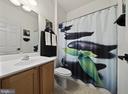 Bedroom 3's Full Bathroom - 5442 EAGLE OWL CT, WALDORF