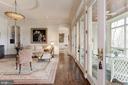 Living Room - 11500 DALYN TER, POTOMAC