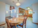 Kitchen Space - 5917 WILD FLOWER CT, ROCKVILLE