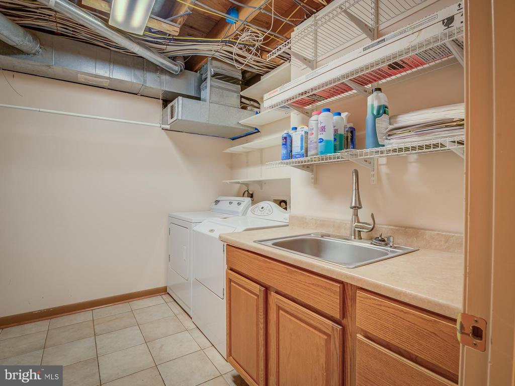 Two Sets Of Washers And Dryers For Multiple Uses - 5917 WILD FLOWER CT, ROCKVILLE
