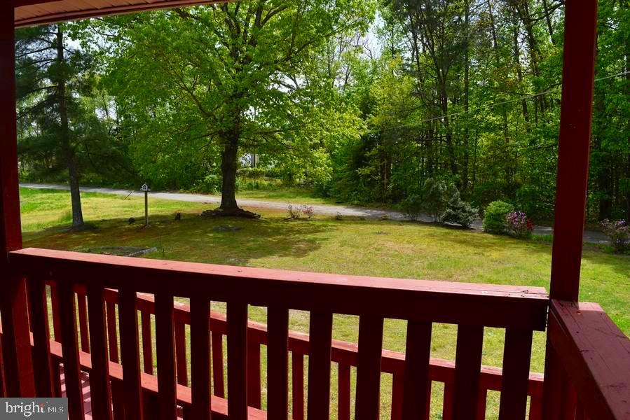 Front Porch View - 20 BUTTERCUP LN, STAFFORD