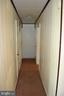Hallway to bedrooms - 20 BUTTERCUP LN, STAFFORD