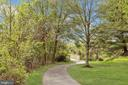 Wooded trails behind home - 8405 GLAD RIVERS ROW, COLUMBIA