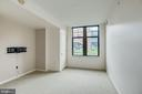 Second bedroom. - 1021 N GARFIELD ST #409, ARLINGTON