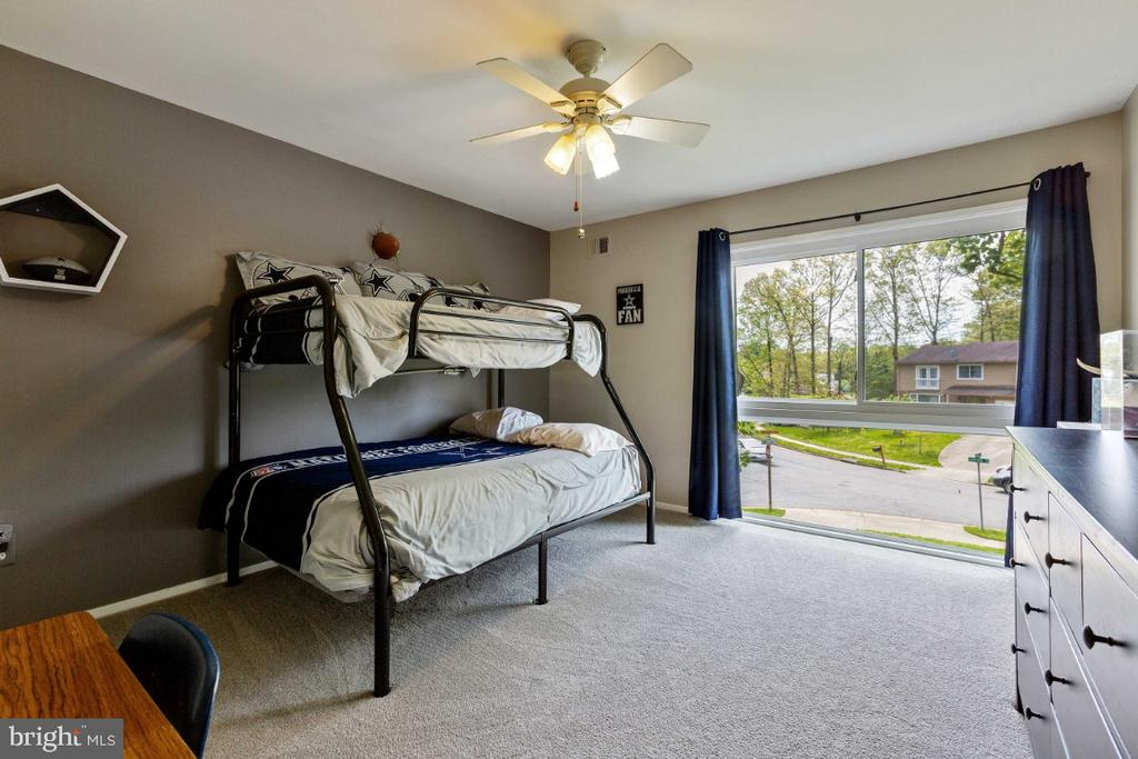 3rd Bedroom - 6505 CRAYFORD ST, BURKE
