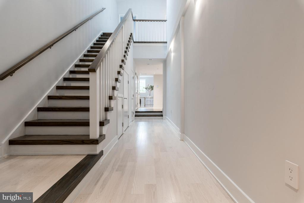 Wide Duplex Stair - 2709 N ST NW #103, WASHINGTON