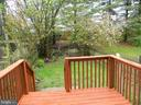 Deck - 508 WINDY KNOLL DR, MOUNT AIRY
