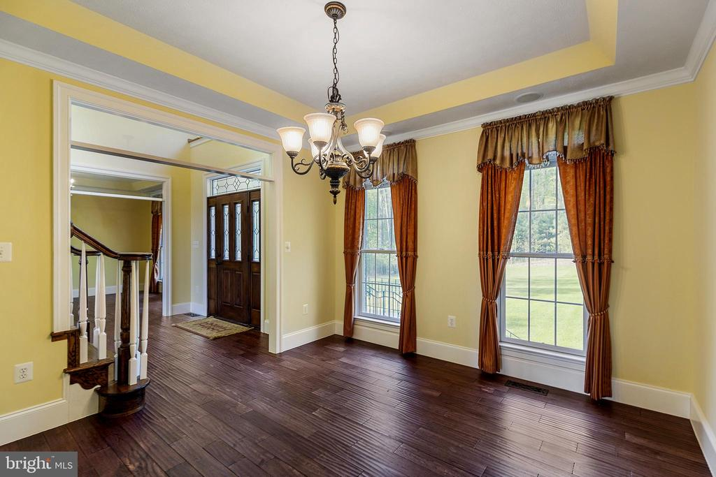 Dining room for  entertainins - 825 CAMP CONOY RD, LUSBY
