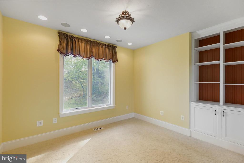 Main level bdrm/office has water view too - 825 CAMP CONOY RD, LUSBY