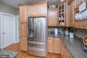 New Kenmore Elite stainless steel appliances - 14616 JUNCTION CT, FREDERICKSBURG