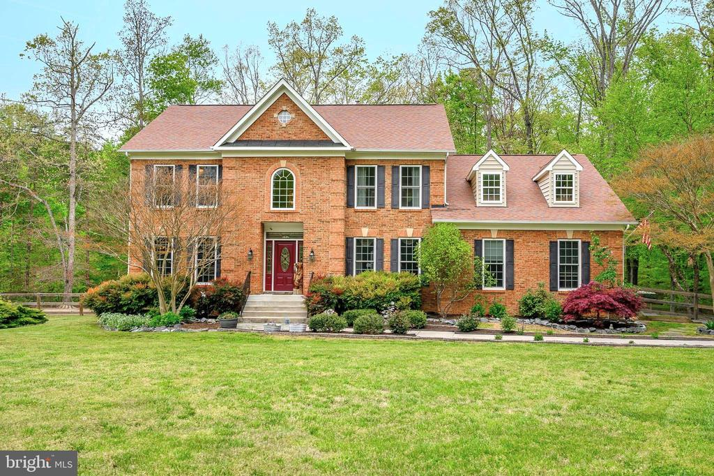 Your picturesque home awaits you! - 14616 JUNCTION CT, FREDERICKSBURG