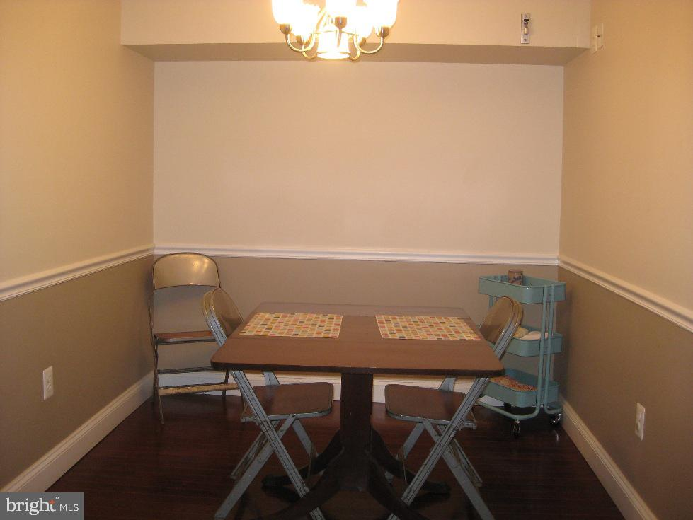 In Law Suite Dining Room - 2714 JAY BIRD CT, KNOXVILLE