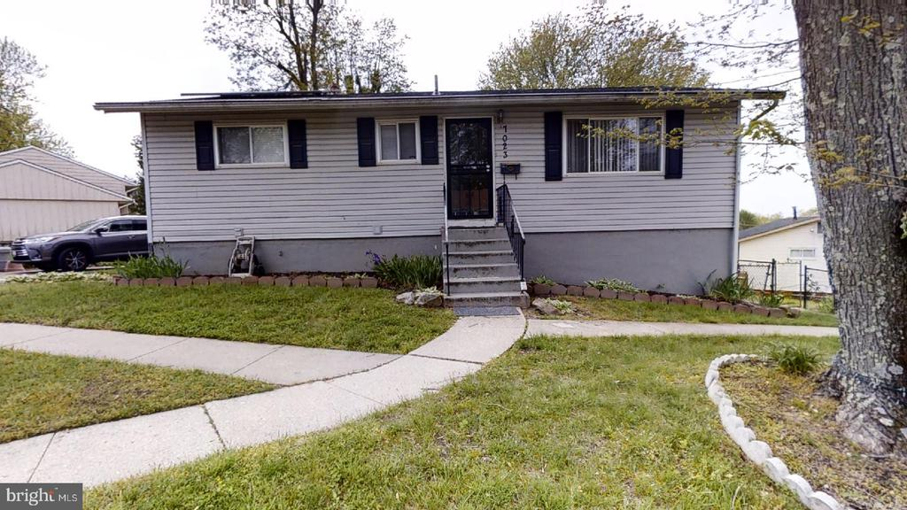 Front of Home - 7023 INDEPENDENCE ST, CAPITOL HEIGHTS