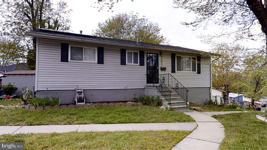 Front - 7023 INDEPENDENCE ST, CAPITOL HEIGHTS