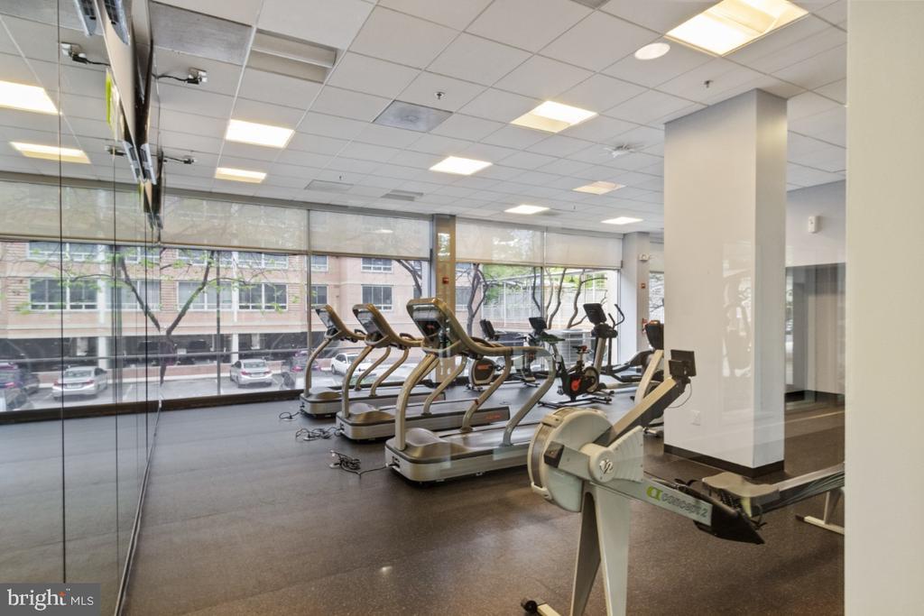 Fitness Center - 350 G ST SW #N224, WASHINGTON