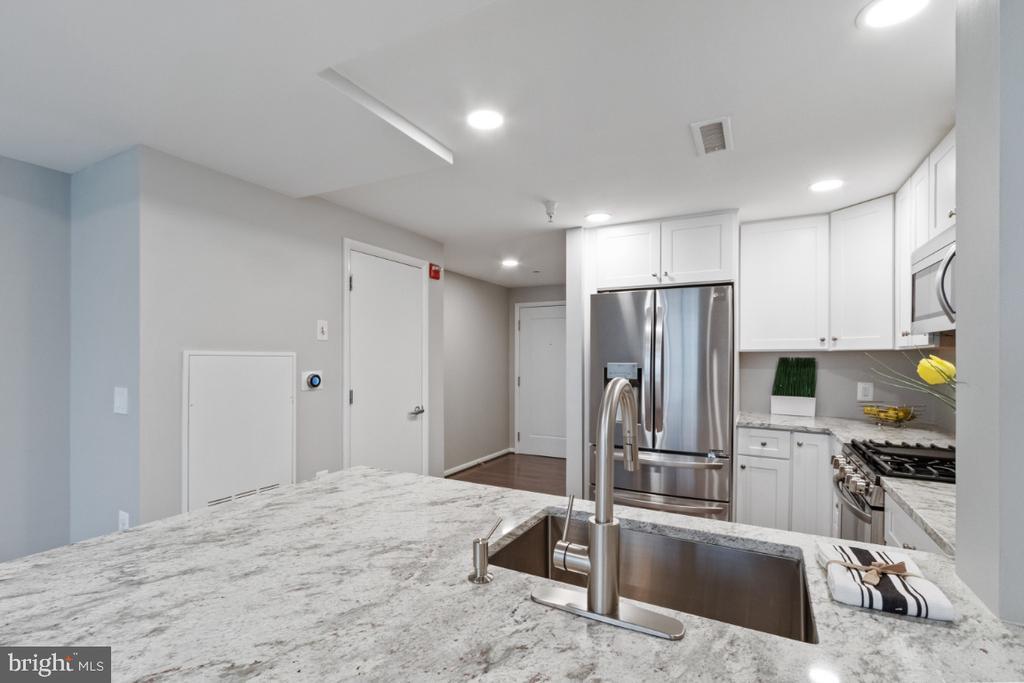 Gorgeous Remodeled Kitchen - 350 G ST SW #N224, WASHINGTON