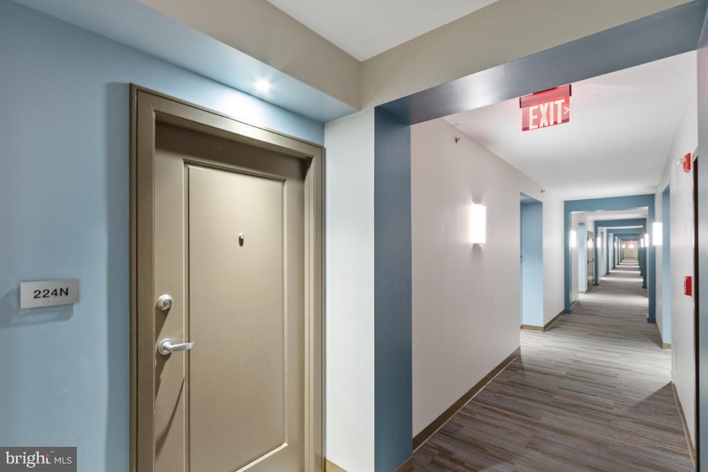 Front Door - 350 G ST SW #N224, WASHINGTON