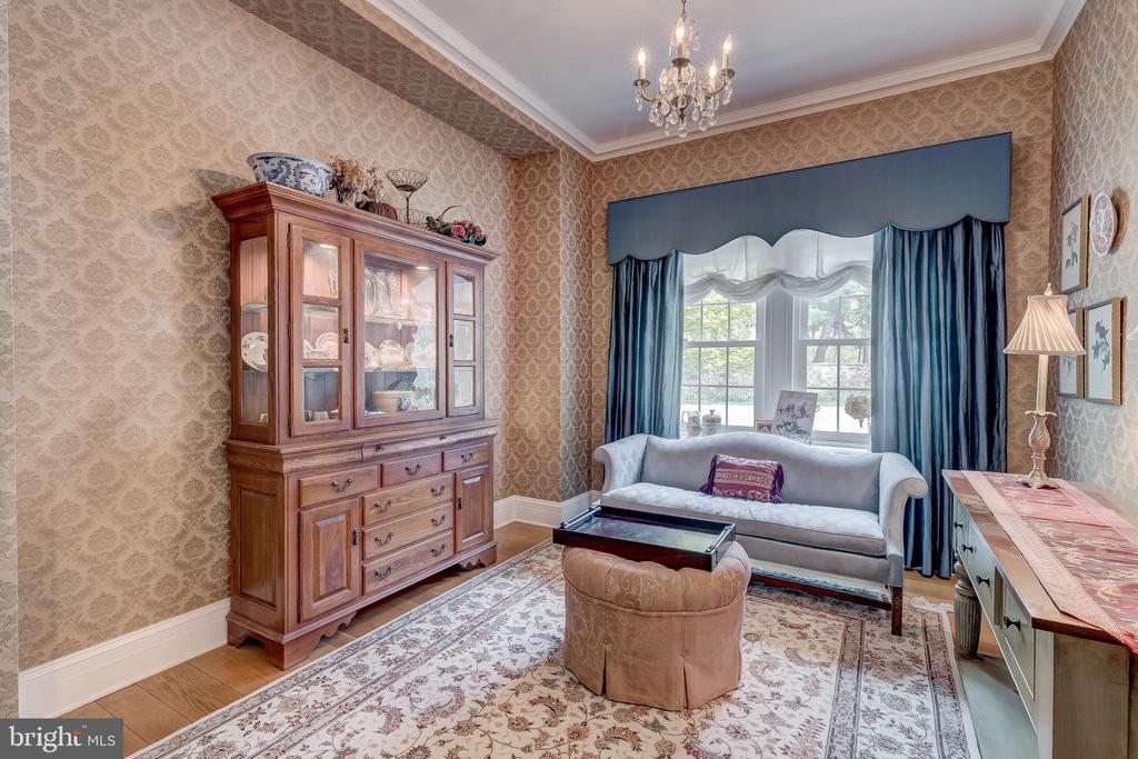 Breakfast Room/Sitting room - 12600 JARRETTSVILLE PIKE, PHOENIX