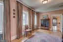 Sitting Room off the Master Bedroom - 12600 JARRETTSVILLE PIKE, PHOENIX