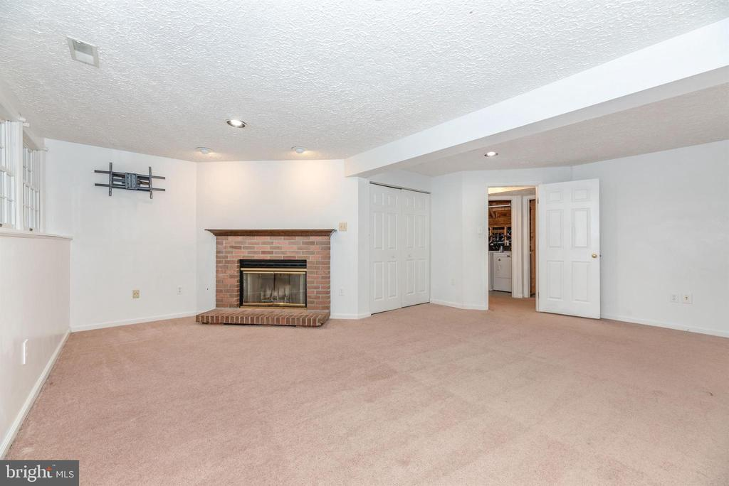 Lower Level Rec Room - 6171 S STEAMBOAT WAY, NEW MARKET