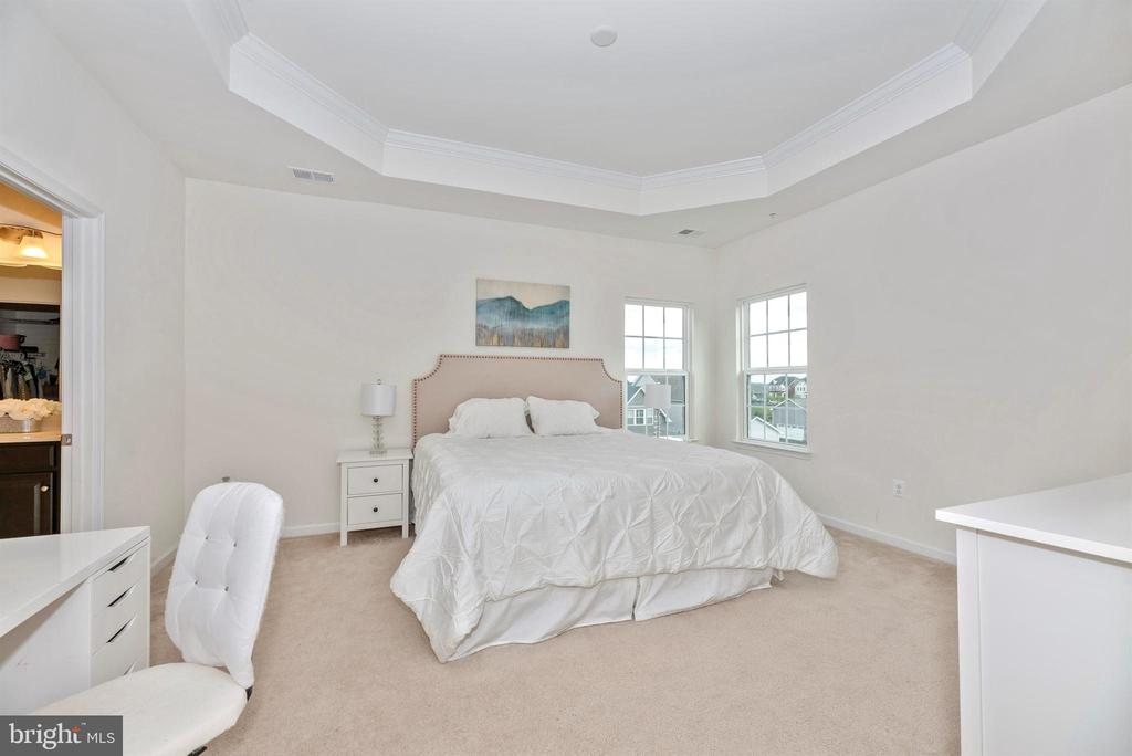 Grand Master Suite with Tray Ceiling - 811 JEFFERSON PIKE, BRUNSWICK