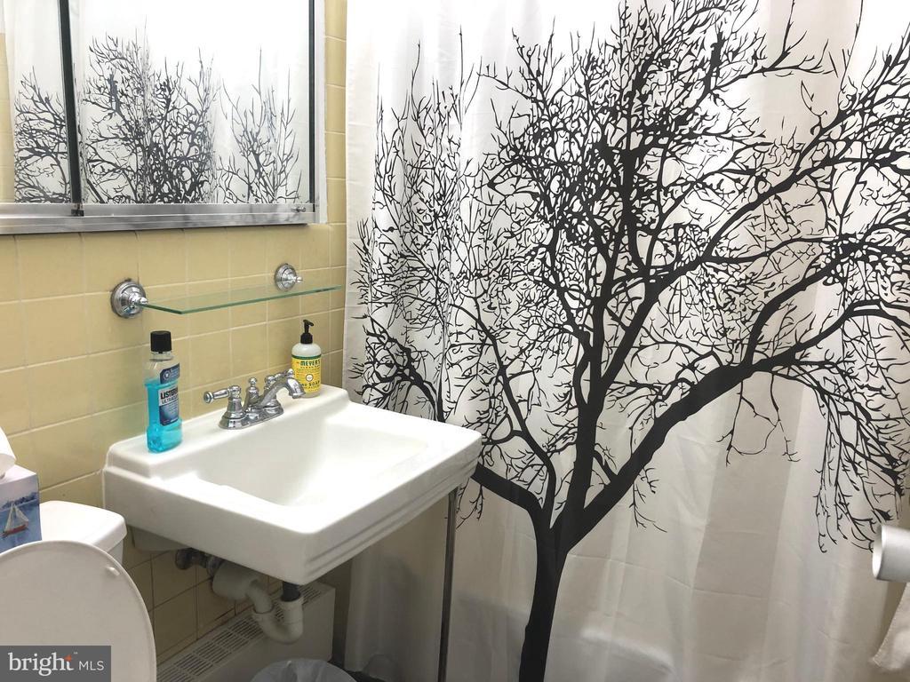 Bathroom - 5410 CONNECTICUT AVE NW #304, WASHINGTON