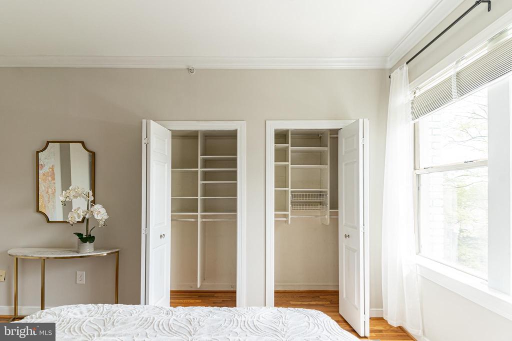 Custom closets! - 1827 FLORIDA AVE NW #401, WASHINGTON