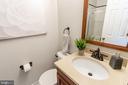Full second bathroom - 1827 FLORIDA AVE NW #401, WASHINGTON