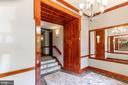 Welcoming lobby - 1827 FLORIDA AVE NW #401, WASHINGTON