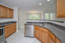 Ample Counter workspace Kitchen - 228 YORKTOWN BLVD, LOCUST GROVE