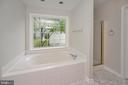 Separate Soak Tub & Shower - Plenty of Light - 228 YORKTOWN BLVD, LOCUST GROVE