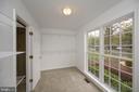 Window Wall Walk In Closet could house a desk! - 228 YORKTOWN BLVD, LOCUST GROVE