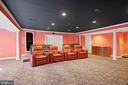 Or how about a movie??! - 15929 BRIDLEPATH LN, PAEONIAN SPRINGS