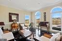 Look at the views to the east! - 15929 BRIDLEPATH LN, PAEONIAN SPRINGS