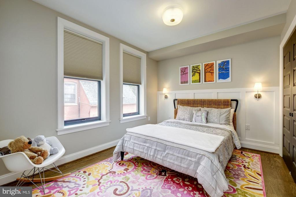 Owner's Unit- Second Level -Bedroom - 629 E CAPITOL ST SE, WASHINGTON