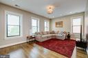 Owner's Unit - Third Level - Family Room - 629 E CAPITOL ST SE, WASHINGTON