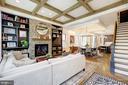Owner's Unit - Open/Living/Dining/Kitchen - 629 E CAPITOL ST SE, WASHINGTON