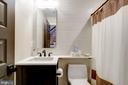 Owner's Unit - Second Level - Full Bath - 629 E CAPITOL ST SE, WASHINGTON