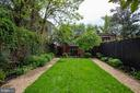 Beautifully landscaped with perennials & annuals - 1510 26TH ST NW, WASHINGTON