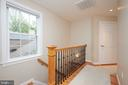 Upstairs landing - 2912 S GRANT ST, ARLINGTON