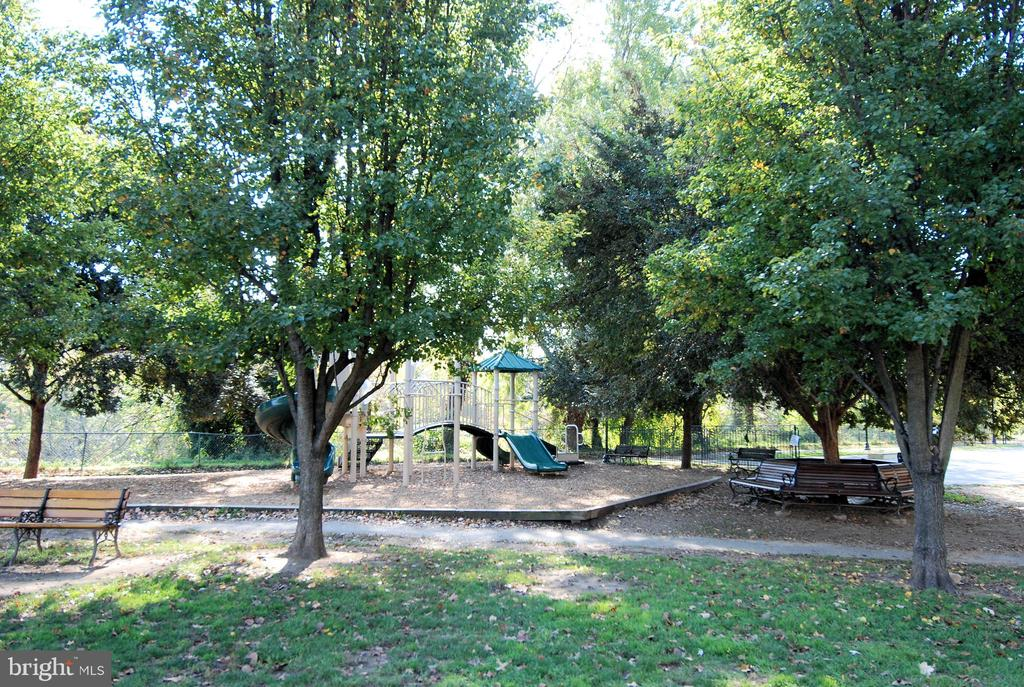 Another of Rose Park's playgrounds - 1510 26TH ST NW, WASHINGTON