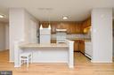 Kitchen - 12209 PEACH CREST DR #903-F, GERMANTOWN